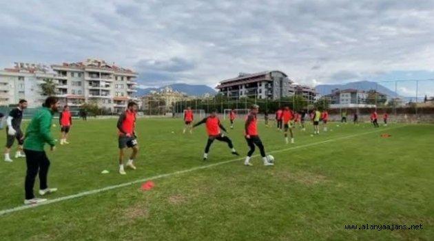 Kestelspor ligin son maçına hazırlanıyor
