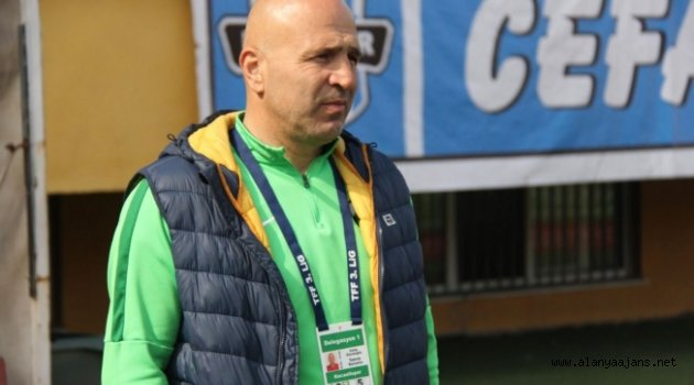 Kestelspor'un teknik direktörü Gündoğdu oldu