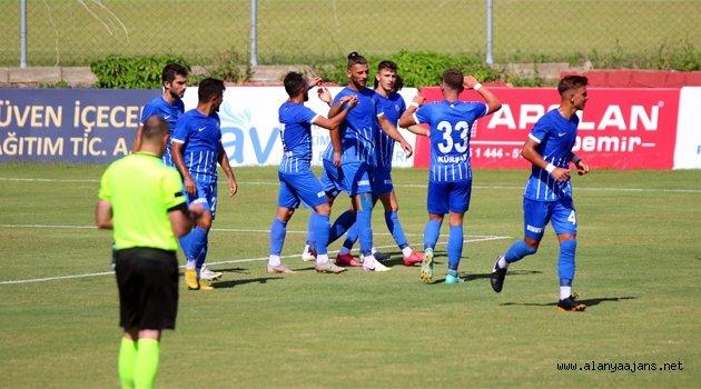 Kestelspor'ın kupa maçı 4 Kasım'da
