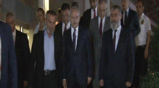 Kılıçdaroğlu, İstanbul'da 7,5 Saat Seçim Toplantısı Yaptı