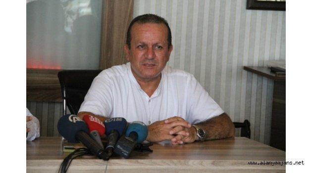 KKTC Turizm ve Çevre Bakanı Fikri Ataoğlu AGC'deydi