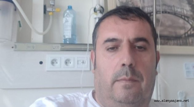 Korona tedavisi gören Alanyalı oda başkanından hastane odası paylaşımı
