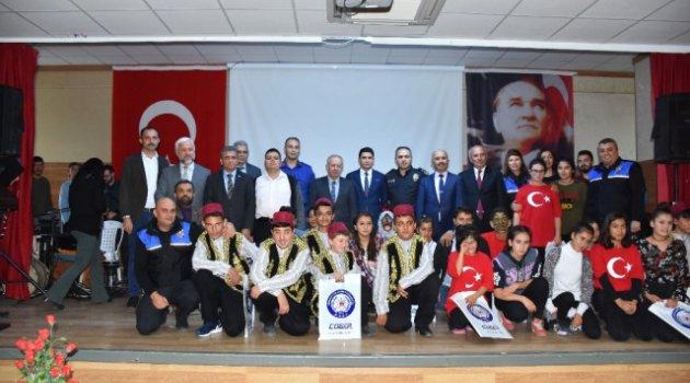 Kumluca'da Engel 'Siz' Olmayın Yeter Projesi
