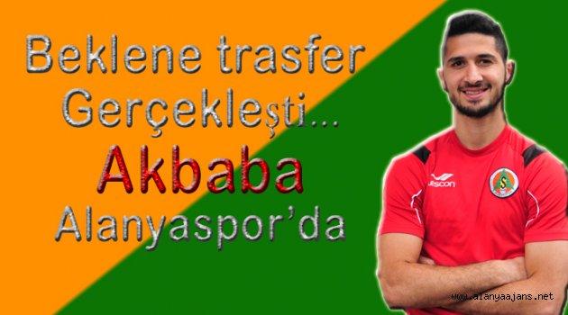 Akbaba Alanyaspor'da