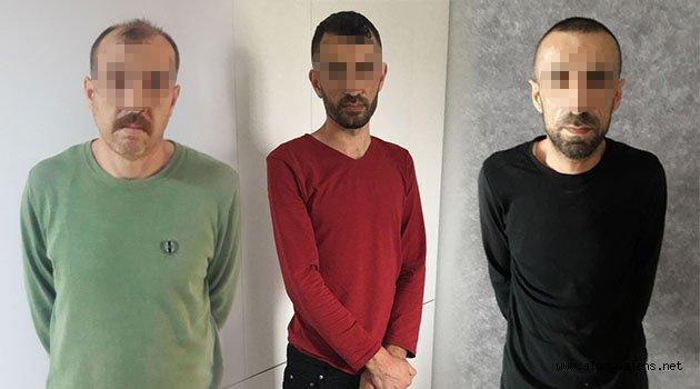 Alanya'da FETÖ yalanıyla dolandırıcılık