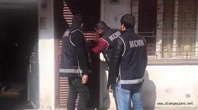 Alanya'da tefeci operasyonu: 15 gözaltı
