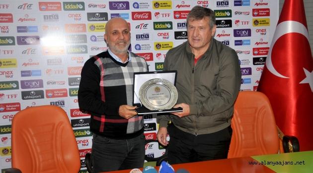 Alanyaspor'da SUSİÇ Dönemi Bitti