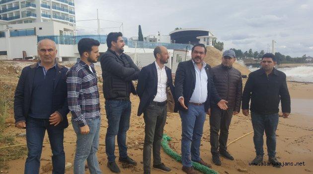 Avsallar'da sahil katliamı