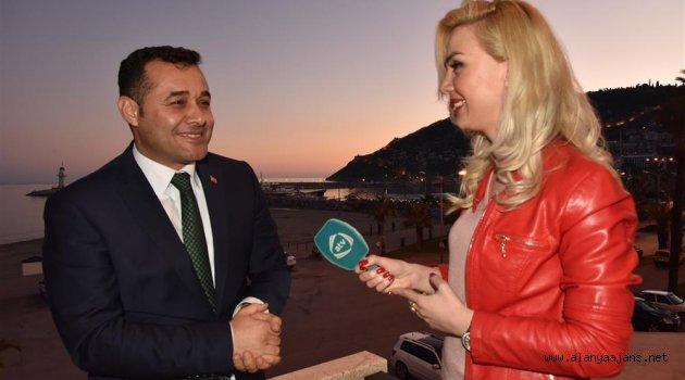 Azerbaycan'da Alanya Tanıtıcılacak