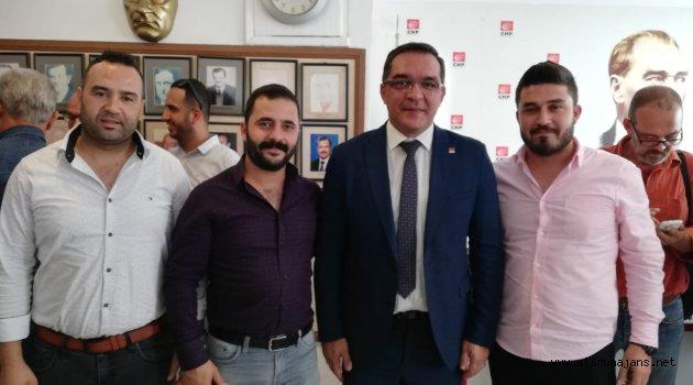 CHP'de Çorbacı Resmen Aday