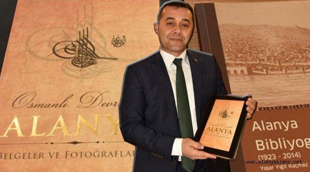"""""""Osmanlı Devrinde Alanya"""" Yayınlanıyor"""
