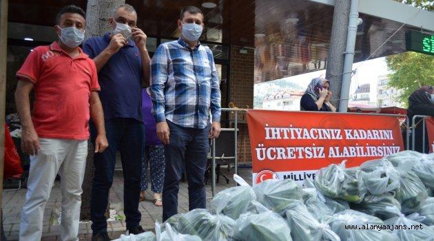 MHP'den Vatandaşa Bayram Hediyesi