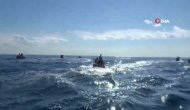 Olta Balıkçıları Alanya'da Buluştu