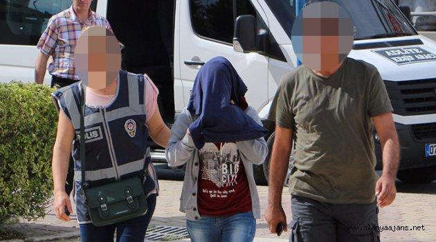 """Polis """"Lezbiyen"""" kavgasından PKK'ya ulaştı"""