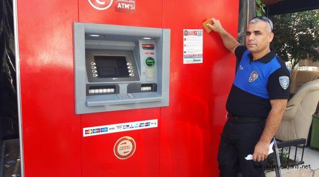 Polisten ATM uyarısı
