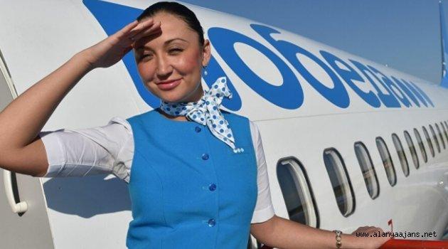 Rus hava yolu şirketinden Antalya'ya uçuş müjdesi