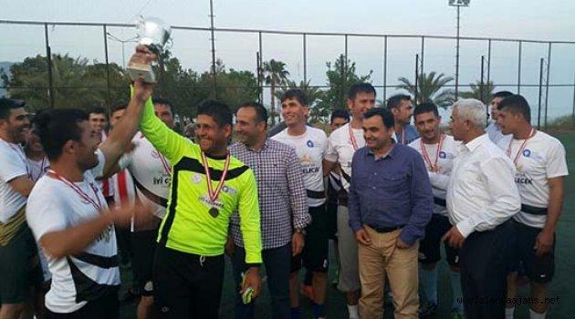 Şampiyon Antalya Büyükşehir oldu
