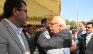 Şehit Cenazesinde Bakan Nabi Avcı'ya Tepki