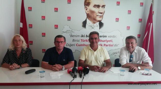 Sorunlar Kılıçdaroğlu'na Raporlanacak