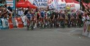 56. Cumhurbaşkanlığı Bisiklet Turu 3. ve 4. etapları Alanya' da