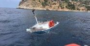 Tekne kazası yaralılar var