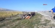 Korkuteli'nde Traktör Kazası 1 Ölü, 2 Yaralı