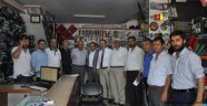 İYİ Parti Sanayi Esnafını Ziyaret Etti