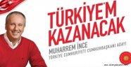 Muharrem İnce Antalya'ya Geliyor