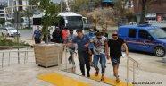Alanya'da tekne çarpışması sonucu turistler faciadan dönmüştü