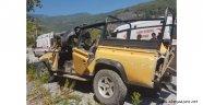 Alanya'da safari cipi kaza yaptı: 1 çocuk öldü, 5 turist yaralandı