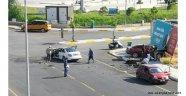 Hastane Kavşağı'ndaki kazalar bitmiyor