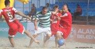 Kumda Futbol Heyecanı Başladı