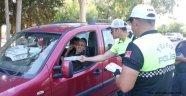 Polis ve Jandarma Sürücüleri Bayramladı