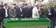 Yönet'in cenazesine Arınç'ta katıldı