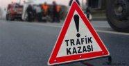 Alanya'da feci kaza:1'i çocuk 3 kişi yaralandı