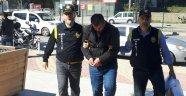 İlaçlı gaspçı İstanbul'da yakalandı