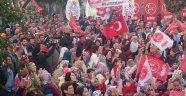 TOSMUR'DA YÜCEL VE ÖZDEMİR'Lİ MHP RÜZGARI ESTİ