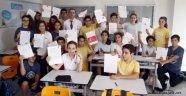 Minik yüreklerden Dağlıca'daki askerlere mektup