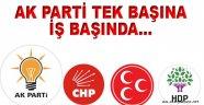 AK PARTİ İŞ BAŞINDA