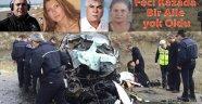 Ünlü Turizmci ve Ailesi Kazada Yok Oldu