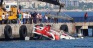Kaptanın deneyimi yolcuları felaketten kurtardı