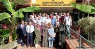 Alanya'ya Tortum'dan kardeş ziyareti
