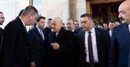 Türkdoğan, Bahçeli'nin Selamı İle Geliyor