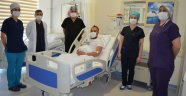 Beyin Anevrizmasına Başarılı Ameliyat