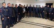 MHP Jandarmanı Ziyaret Etti