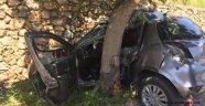 Alanya'da feci kaza! 1'i ağır 2 yaralı