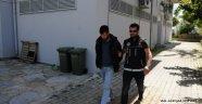 Alanya'da uyuşturucuyla yakalanan şüpheli tutuklandı