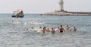 Açık Su Milli Takım Kampı Alanya'da