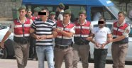 Adana'dan kaçtılar Alanya'da yakalandılar