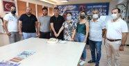 AGC Kestelspor'u ziyaret etti